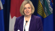 Extended: Notley answers pipeline questions