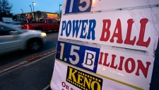 Powerball lottery hits $1.5 billion jackpot