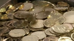 The Canadian dollar was trading at 78.89 cents US, up from an average price of 78.68 cents US on Thursday.
