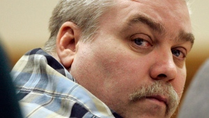 In this March 13, 2007 file photo, Steven Avery listens to testimony in the courtroom at the Calumet County Courthouse in Chilton, Wis. (AP Photo/Morry Gash, File)