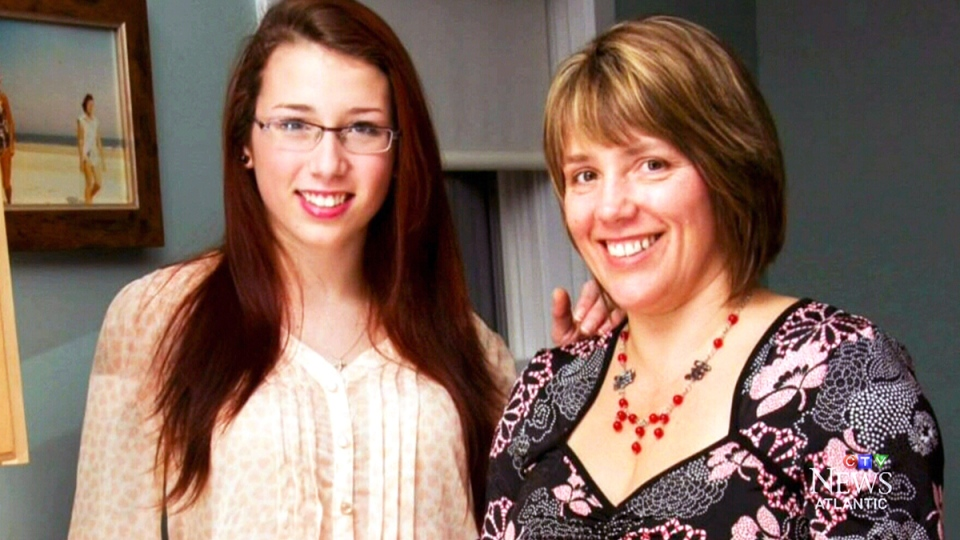 Rehtaeh and Leah Parsons.