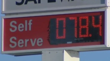Safeway - Calgary gas prices