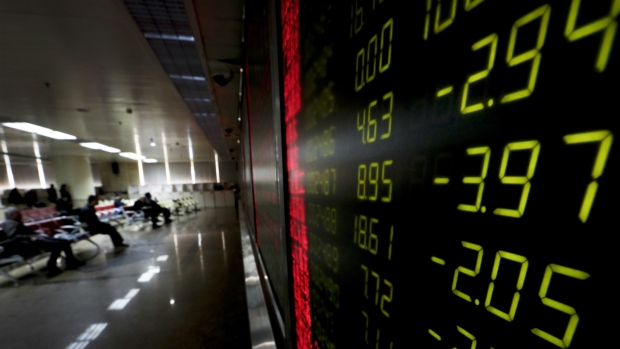 Markets pulled down by weak oil prices