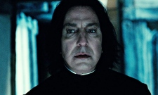 Alan Rickman as Snape Harry Potter