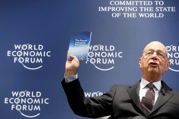 World Economic Forum president