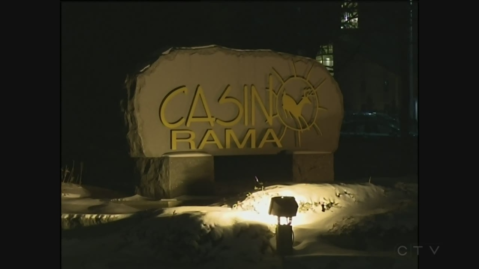 Casino Rama Cyber Attack