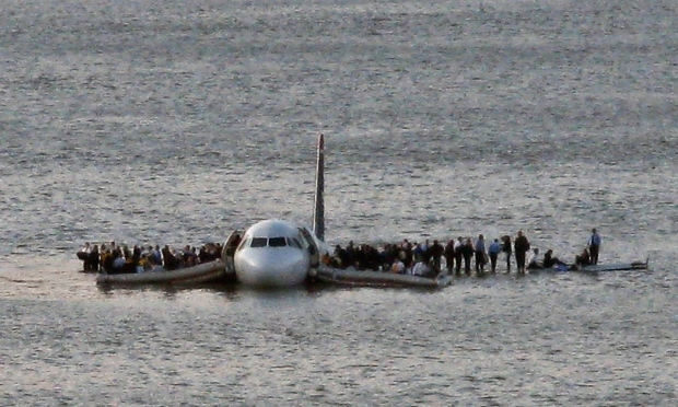 On January 15, 2009, Capt. Chesley B. &#39;Sully&#39; Sullenberger and First Officer Jeffrey Skiles successfully landed a US Airways airbus into the frigid waters of the Hudson River in New York, after bird strikes caused the plane's engines to fail. Relive the dramatic evacuation and rescue of all 155 crew and passengers on board. <br><br>