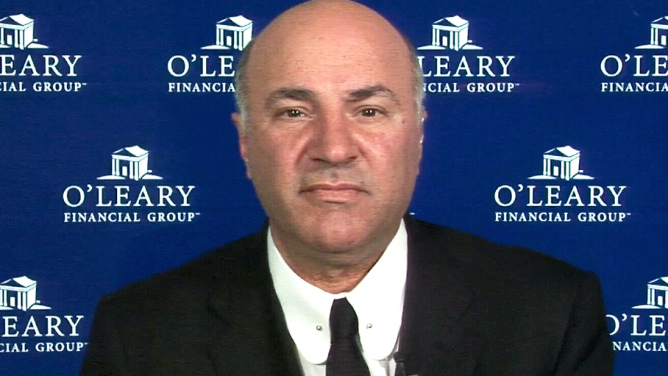 Kevin O'Leary speaks to CTV News Channel on Thursday, Jan. 14, 2016.
