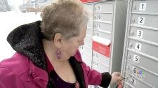 CTV Ottawa: Frozen mailboxes greet residents