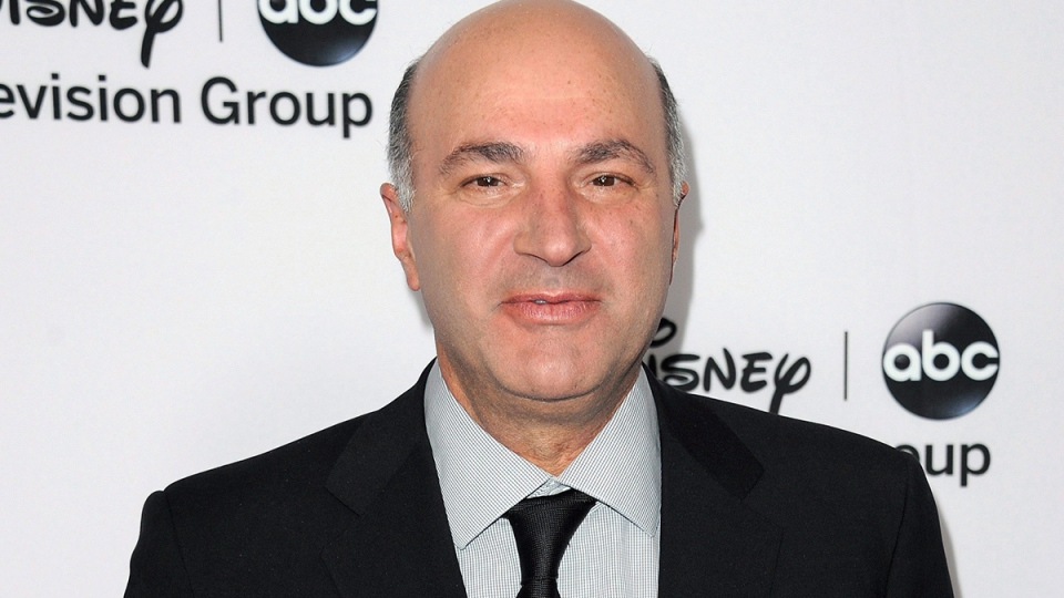 Kevin O'Leary attends the Disney ABC Winter TCA Tour in Pasadena, Calif., Jan. 10, 2013. (AP Photo / Richard Shotwell / Invision)