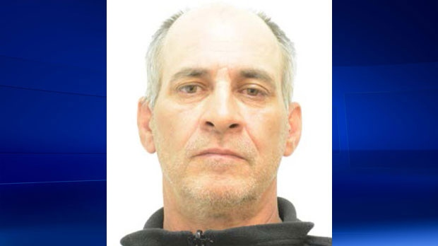Michael Anthony Grodde, also known as Michael Mann, 54, a high risk sex offender, is sought by police for breaching the conditions of his release. (Supplied)