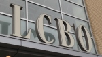 The LCBO logo is pictured here in this file photo.