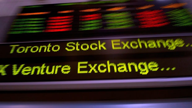 TSX edges higher as financials gain ground