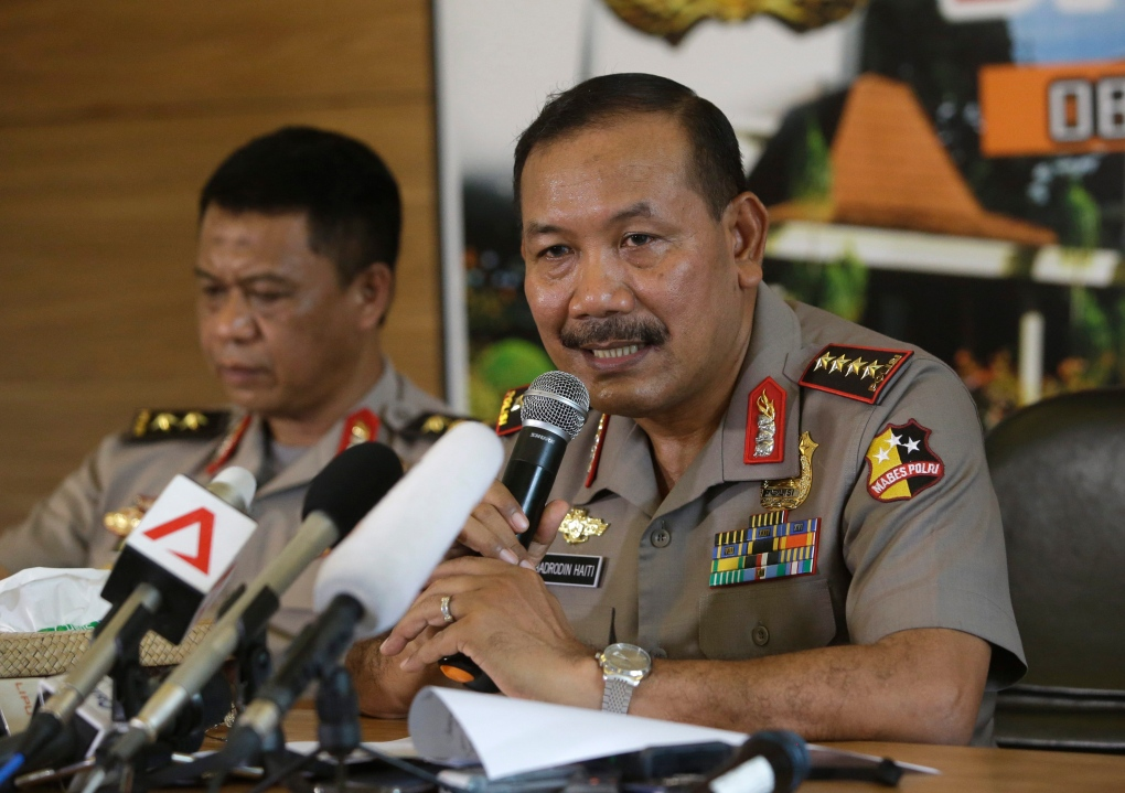 Indonesia police chief