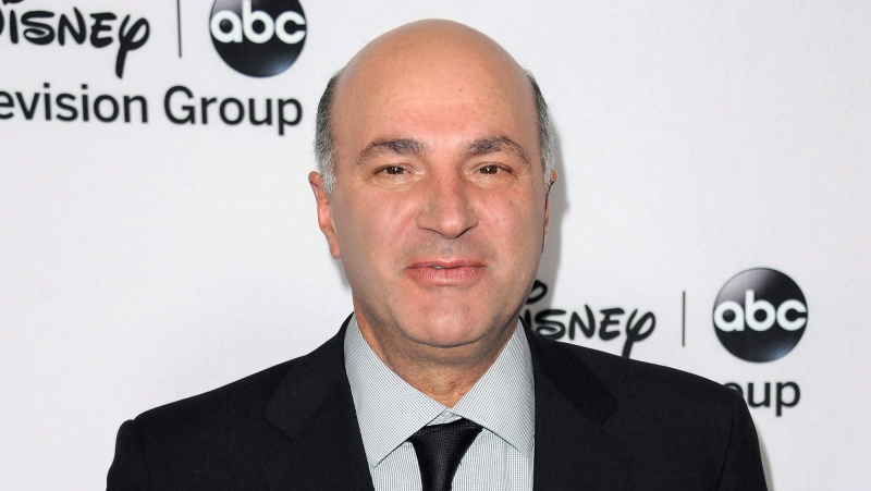 Kevin O'Leary attends the Disney ABC Winter TCA Tour in Pasadena, Calif., in this Jan. 10, 2013 file photo. (Richard Shotwell/Invision/AP/THE CANADIAN PRESS)