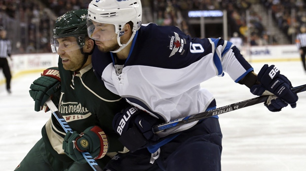 Winnipeg Jets vs. Minnesota Wild