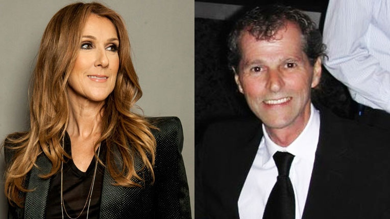 Celine Dion and her brother, Daniel Dion, are seen in this undated combination photo. (Jordan Strauss AP and CelineDion.com)