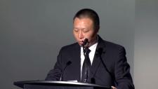 CEO of Nexen Fang Zhi