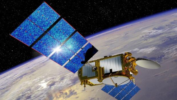 NASA Jason-3 ocean-monitoring satellite