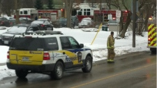 Seniors home fire in Newmarket
