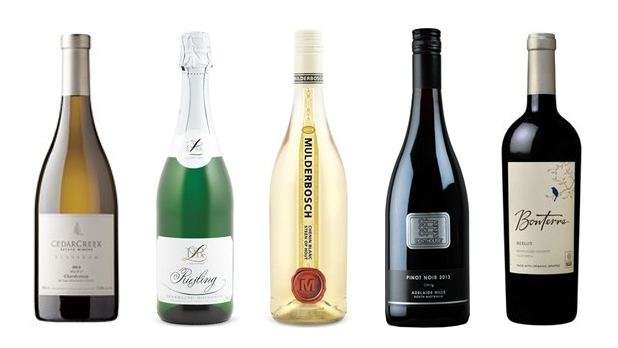 Natalie MacLean's Wines of the Week for January 18