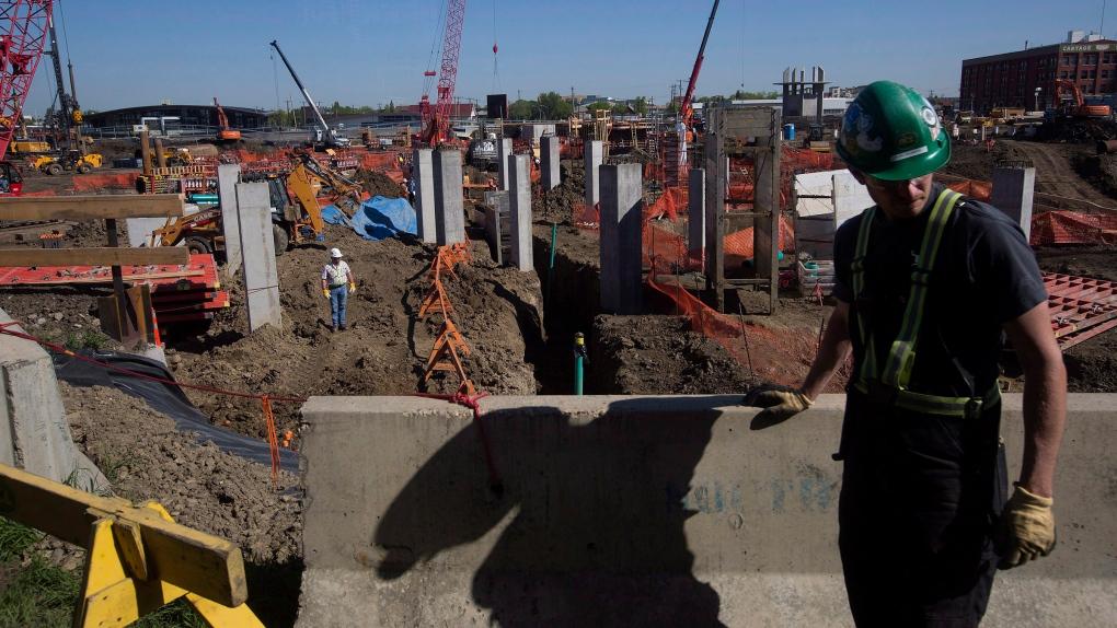 Construction in Alberta