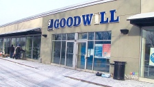 Goodwill closures