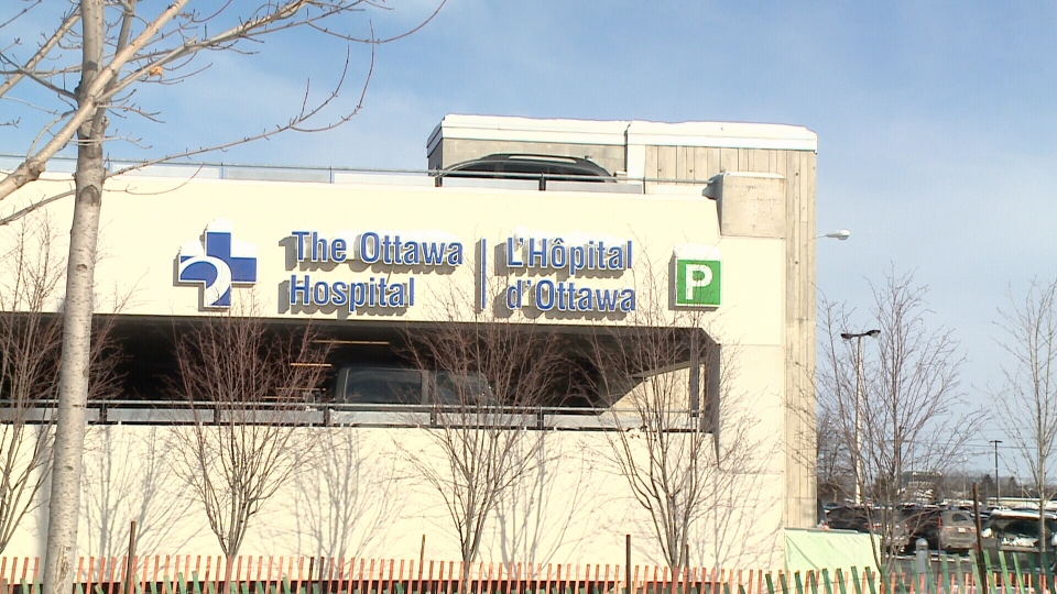 The Ottawa Hospital.