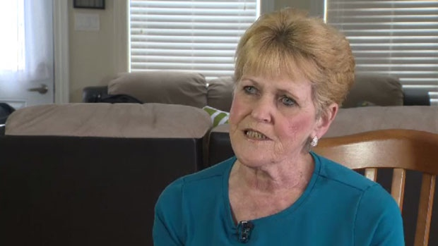 Dawn Collins says she was promised nearly $160,000 from Veterans' Affairs after her husband's death.