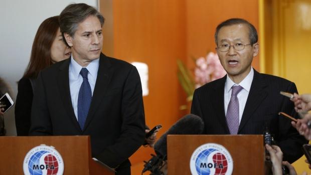 U.S., South Korea condemn nuclear tests
