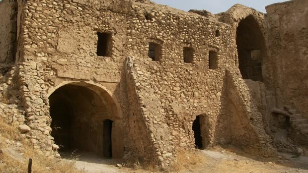 St. Elijah's Monastery near Mosul