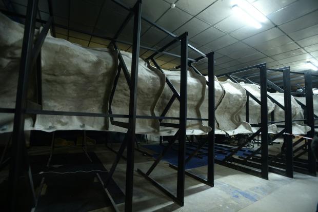 Cave arts museum