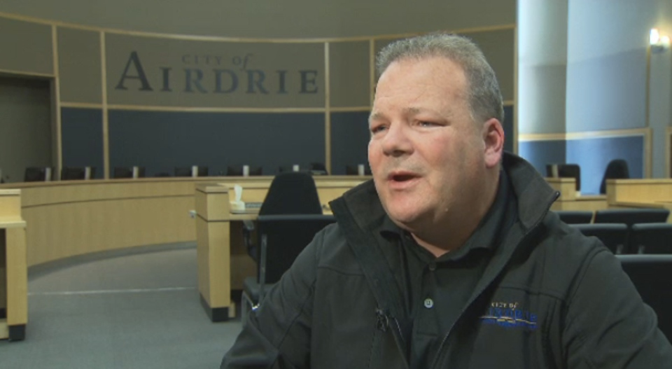 Airdrie Mayor Peter Brown says the community is proud of Murphy for her push for an anti-bullying bylaw.