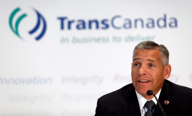 TransCanada CEO Russ Girling in 2013