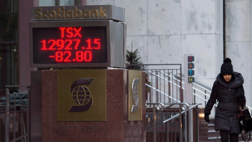 Technical issue forces early closure on Toronto Stock Exchange as markets fall