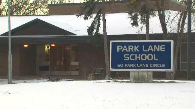 Park Lane Public School is shown.