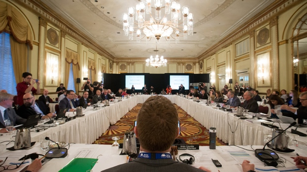 Health ministers meet in Vancouver