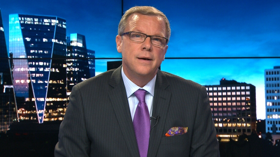 Saskatchewan Premier Brad Wall appears on CTV's Power Play on Jan. 20, 2016.