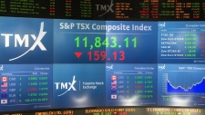 The Toronto Stock Exchange's S&P/TSX
