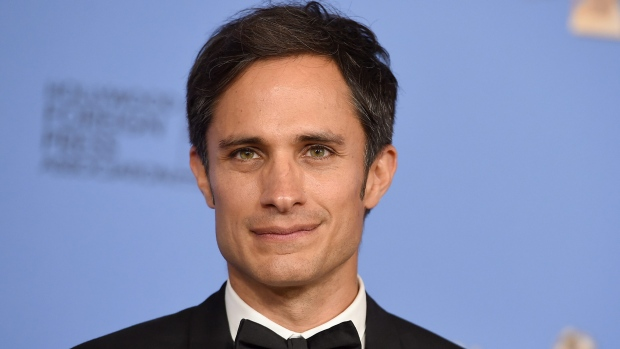 actor Gael García Bernal