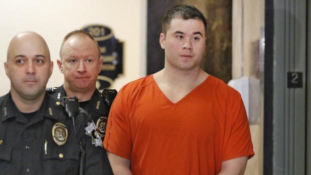 Daniel Holtzclaw at sentencing