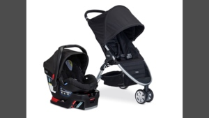 Select Britax car seat models and travel systems have been recalled over risk of injury. (Transport Canada)
