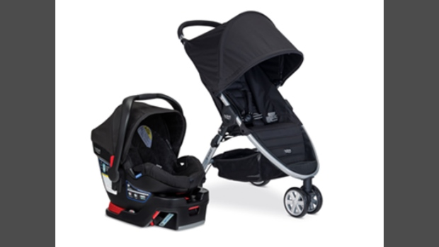 Infant Car Seats Strollers Recalled In Canada Due To Injury Risk