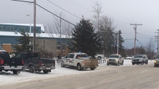 La Loche reported shooting