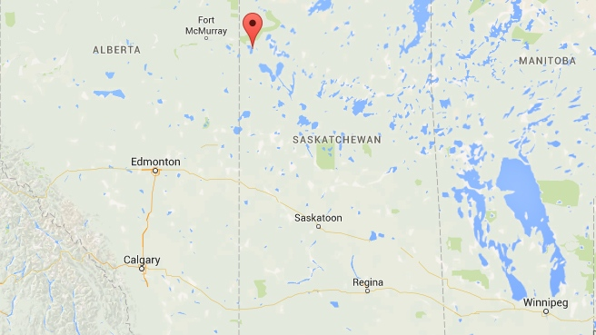 La Loche is a remote northern Saskatchewan community near the Alberta border. (Google Maps)