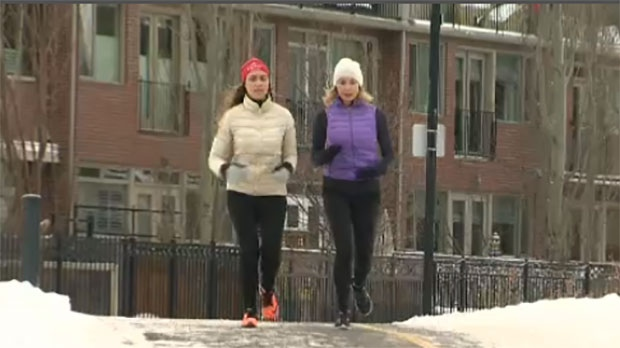 Running group sees new interest from community | CTV News