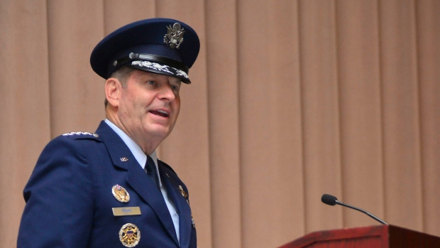U.S. Air Force shows Gen. Robin Rand