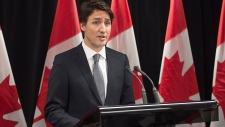 Prime Minister Justin Trudeau on Sask. shooting
