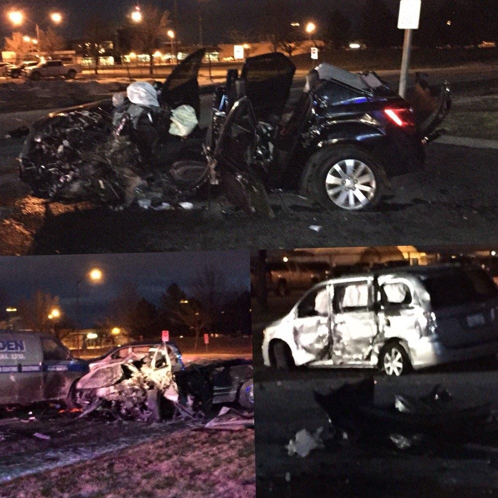 Country Road 42 crash