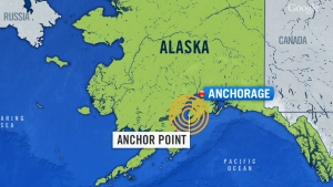 CTV News Channel: Powerful earthquake hits Alaska